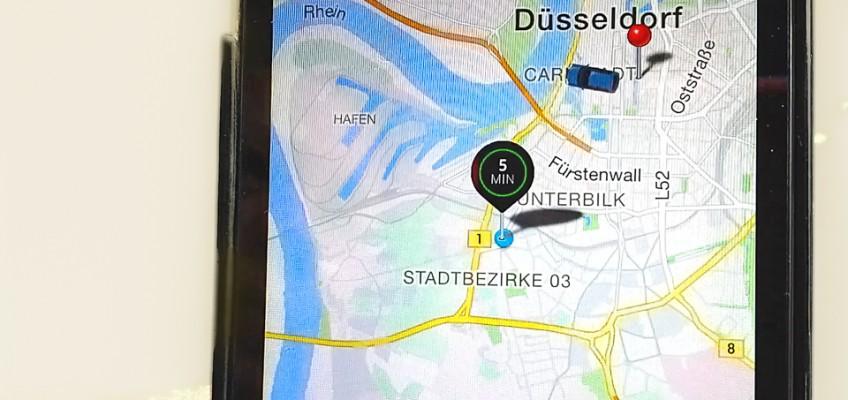 Passend zur Ausstrahlung: Zeit-Artikel über Uber